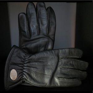 Harley-Davison Leather Gloves